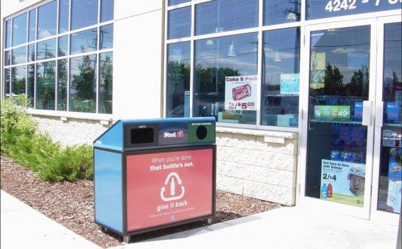 Mac s Store front bin