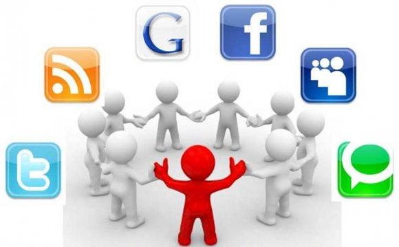 продвижение сайта в социальных